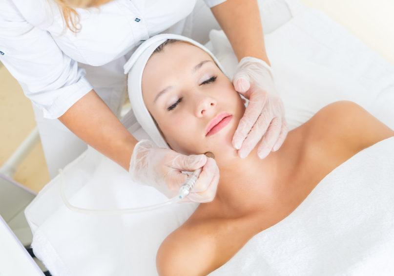 Best skin tightening treatment for face